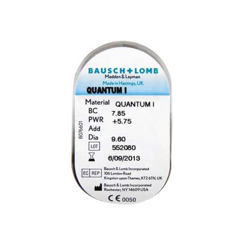 Quantum 1 1L