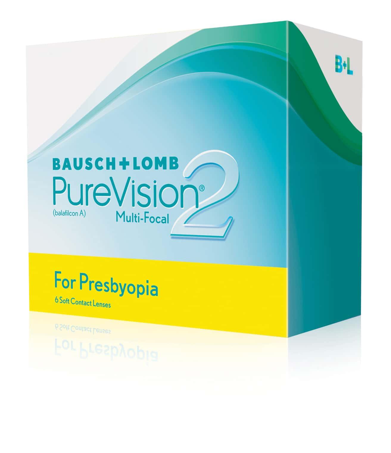 PureVision 2 For Presbyopia High 6L