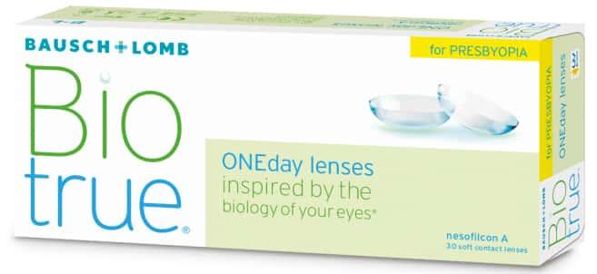 BioTrue One Day pour Presbytes Low 90L