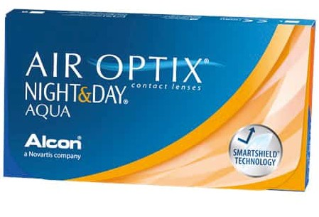 Air Optix Night and Day Aqua 6L