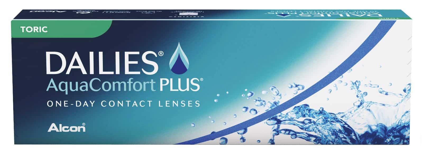 Dailies AquaComfort Plus Toric 30L