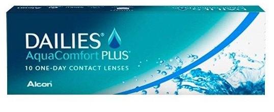 Dailies AquaComfort Plus 10L