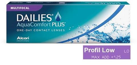 Dailies AquaComfort Plus Multifocal Low 30L