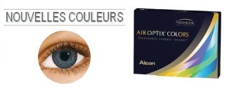 Air Optix Colors Bleu Passion 2L