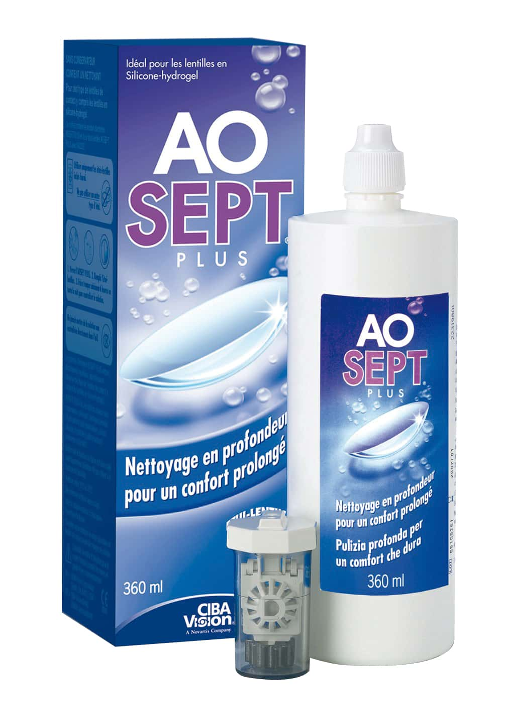 AoSept Plus 360ml