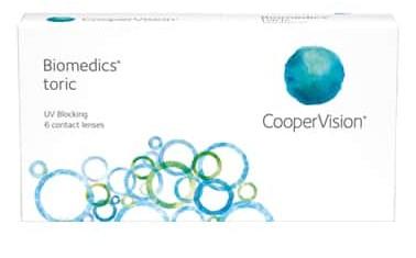 Biomedics Toric 6L