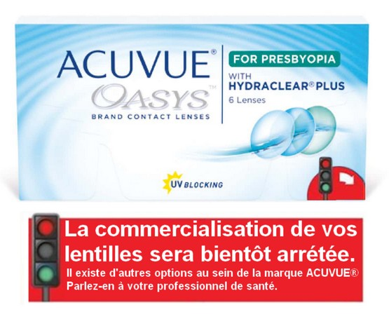 Acuvue Oasys for Presbyopia High 6L