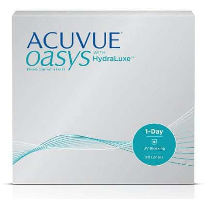 Acuvue Oasys 1 Day 90L