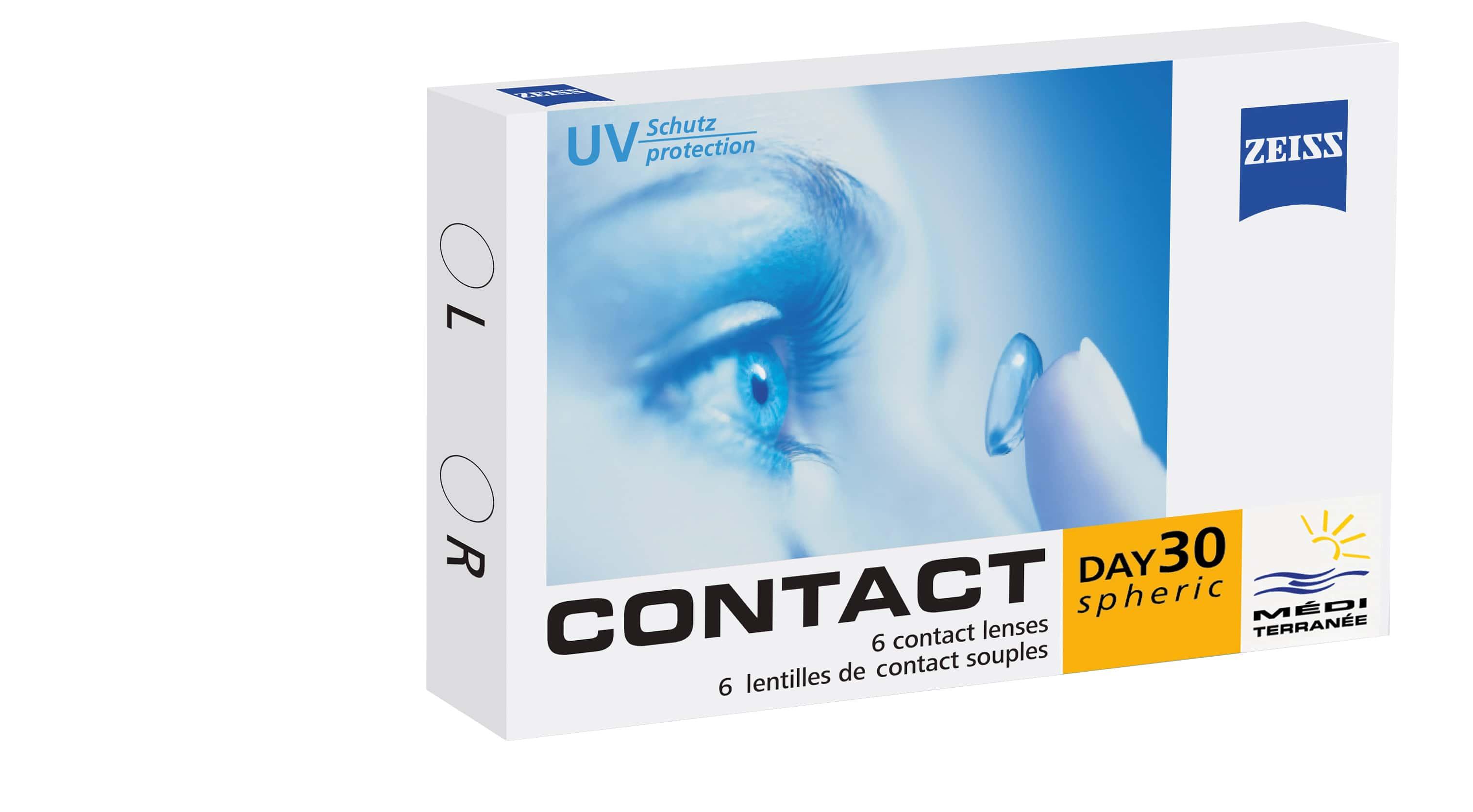 Contact Day 30 Mediterranee 6L